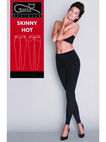 Легинсы Spodnie Skinny Hot Gatta
