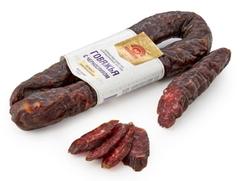 Белорусская колбаса сырокопченая