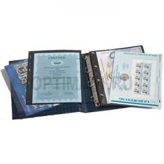 Альбом Гранде Классического дизайна, включая слипкейс, синий