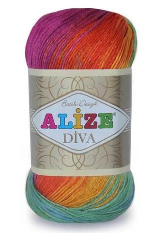 Diva batik (alize)