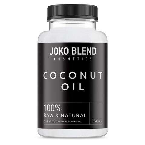 Кокосова олія Coconut Oil Joko Blend  250 мл (1)
