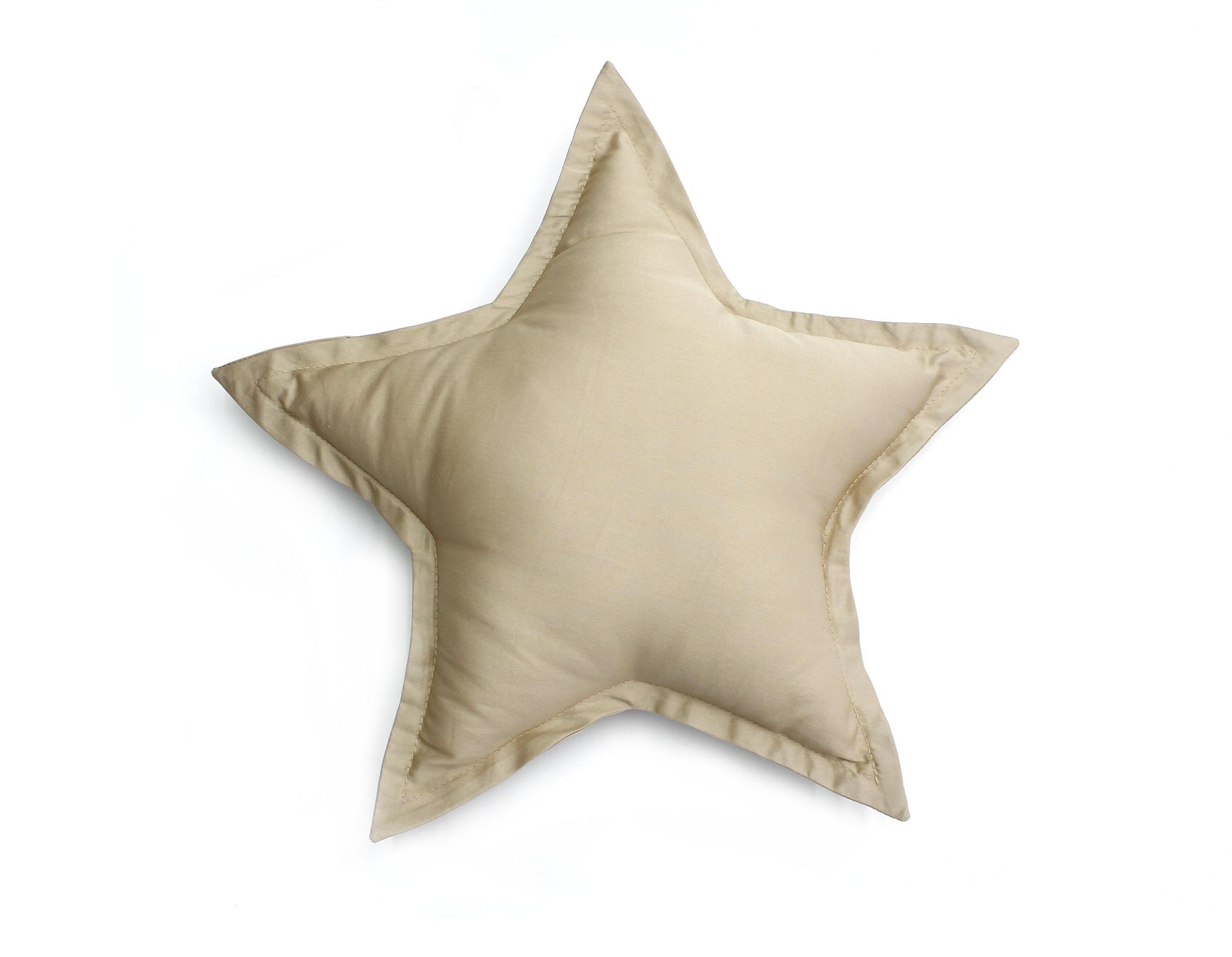 Подушка звезда 1