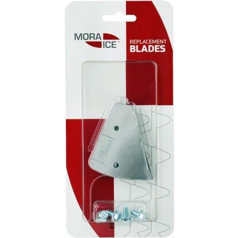 Ножи MORA ICE для ледобура Micro, Arctic, Expert Pro 130 мм (с болтами для крепления), 20586