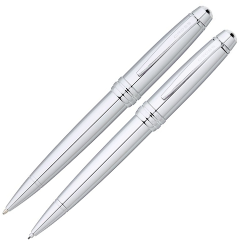 Набор подарочный Cross Bailey  (AT0451-10) шариковая ручка + механический карандаш 0.7мм