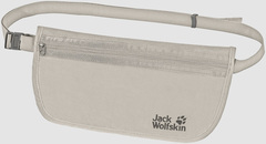 Кошелек на пояс Jack Wolfskin Document Belt dusty grey