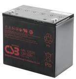 Аккумулятор CSB GPL12520 ( 12V 52Ah / 12В 52Ач ) - фотография