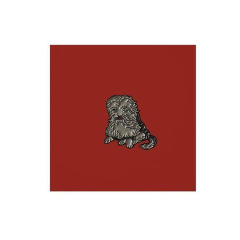 Значок металлический Собакен Средневековье