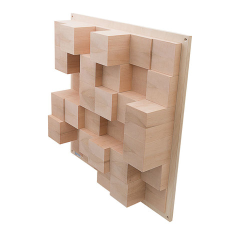 Акустический деревянный диффузор Echoton Blocks 300-2000 Hz