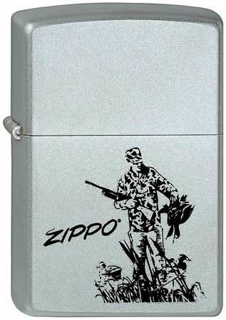 Зажигалка Zippo Duck Hunting