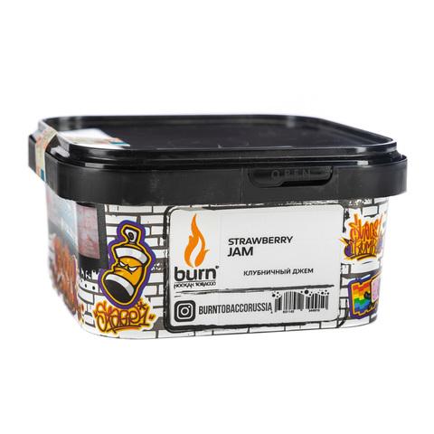 Табак Burn Strawberry Jam (Клубничный Джем) 200 г
