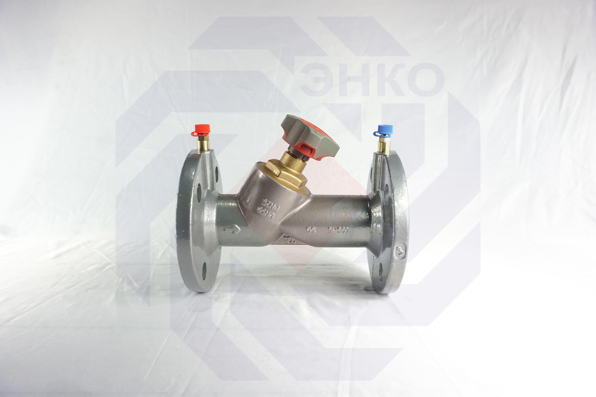 Клапан балансировочный IMI STAF-SG DN 50