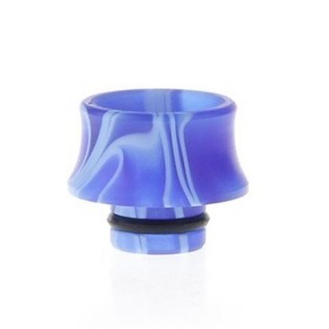 Drip-Tip Acrylic 510 13мм синий
