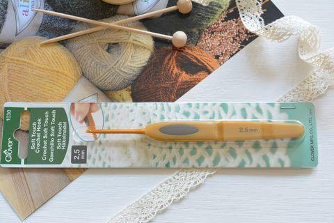 CLOVER Крючок для вязания