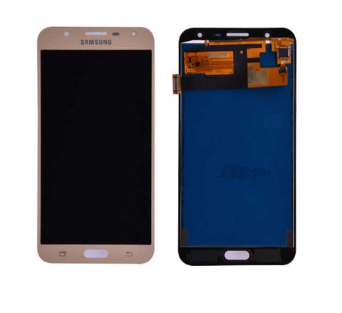 LCD SAMSUNG J7 Neo J701 + Touch Gold Orig MOQ:5