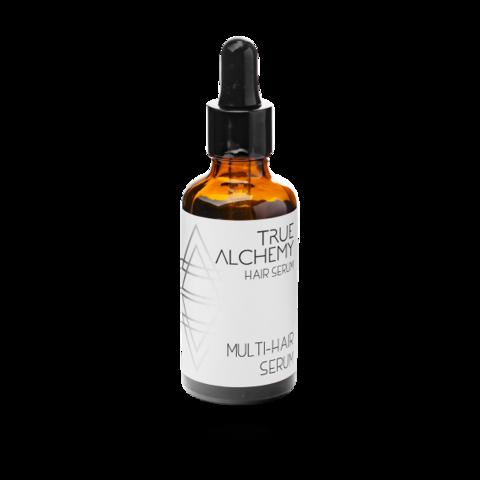 Сыворотка для волос Multi-Hair, 50мл ECOCERT True Alchemy