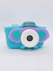 Сенсорный детский фотоаппарат SmileZoom со вспышкой и Wi-Fi / СЛОН