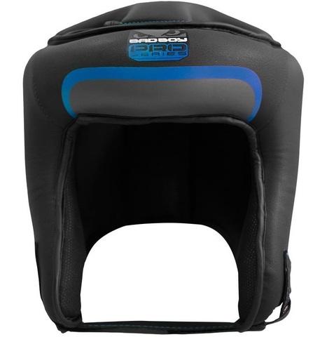 Шлем Bad Boy Pro Series 3.0 Open Face Head Guard Blue