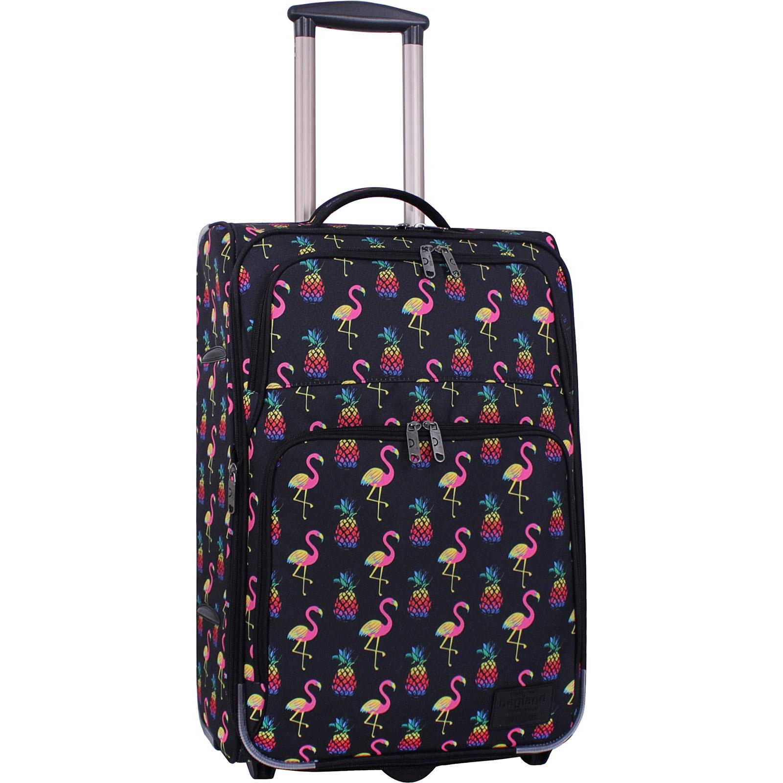 Дорожные чемоданы Чемодан Bagland Леон средний дизайн 51 л. сублімація 361 (0037666244) IMG_2769_суб.361_.JPG