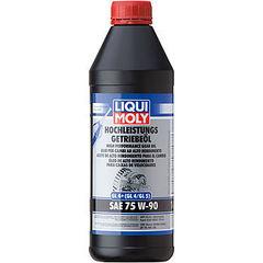 3979 LiquiMoly Синт.тр.масло Hochleistungs-Getrieb. 75W-90 (GL-4/GL-5)(1л)
