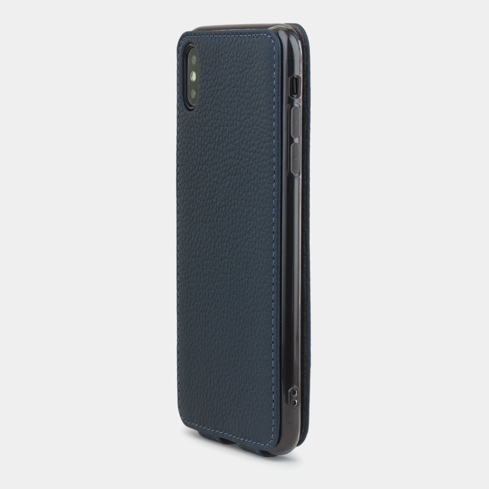 Case for iPhone XS Max - blue mat