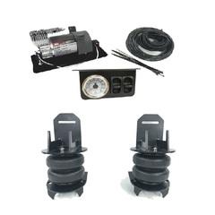 Chevrolet Express / GMC Savana 2500/3500 пневмоподвеска задней оси + система управления 2 контура (без ресивера)