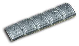 Балластные грузики Omer для ружья 5 г х 5 шт, самоклеющиеся