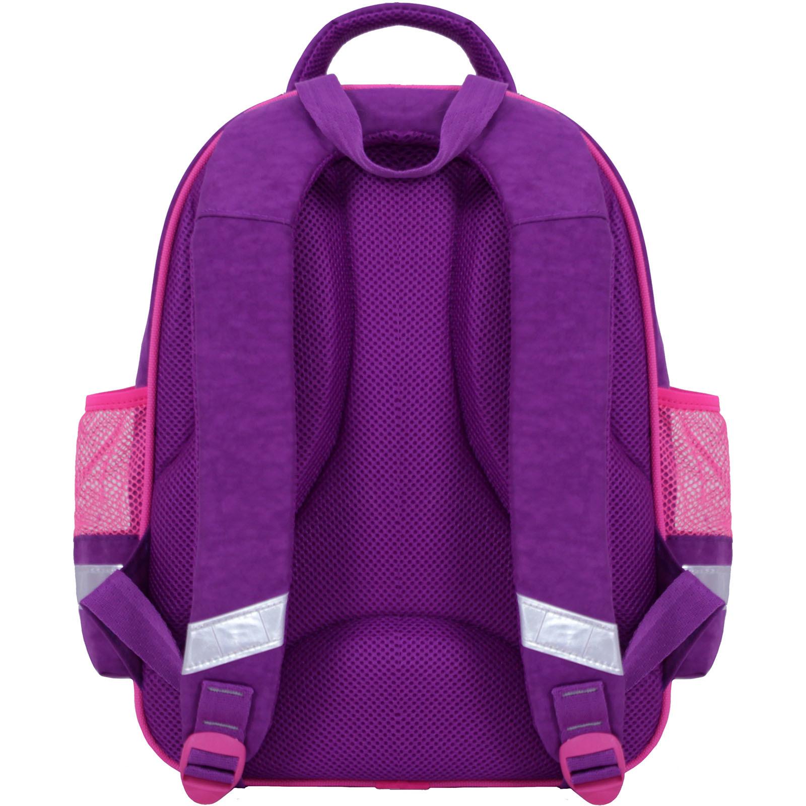 Рюкзак школьный Bagland Mouse 339 фиолетовый 377 (00513702)