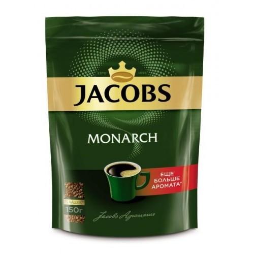 Jacobs Monarch, растворимый, м/у, 150 гр