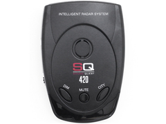 Купить радар-детектор (антирадар) Sound Quest 420 от производителя, недорого с доставкой.
