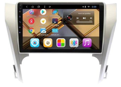 Магнитола Toyota Camry V50 2012-2014 Android 9.0 2/32GB  модель CB3014T8
