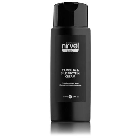 Nirvel Camellia&Silk Protein Cream 250 ml