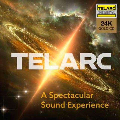 Inakustik CD, Telarc - A Spectacular Sound Experience (24 Karat Gold), 01678086