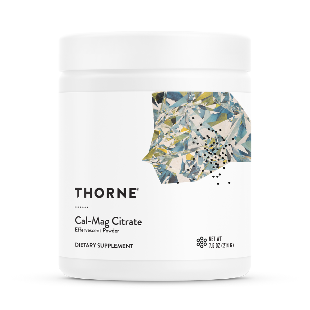CAL-MAG CITRATE, THORNE RESEARCH