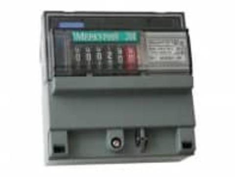 Счетчик электр.Меркурий 201.5(201.1) 1ф 1т 5-50А/60А МОУ