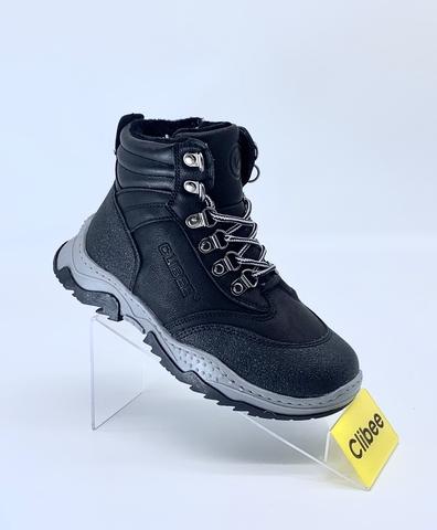 Clibee (зима) H256 Black 32-37