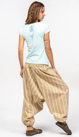 Восточные штаны Занзибар