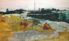 Scarecrows. Diptych