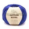 Пряжа Fibranatura Cotton Royal 18-712 (Ультрамарин)