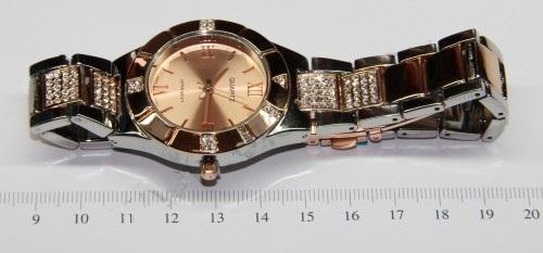 Часы магнитно-металлические мужские