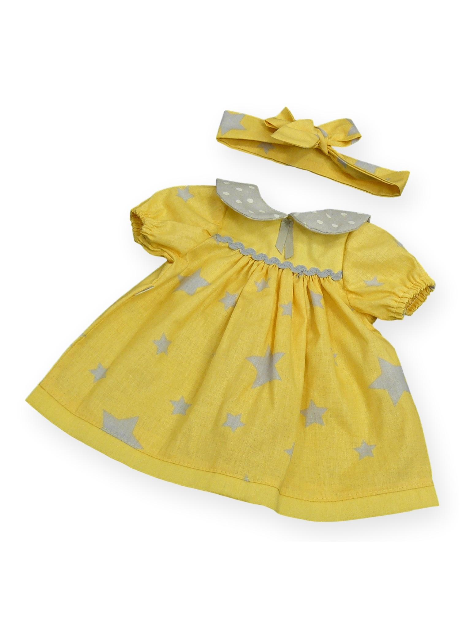 Желтый / звезды