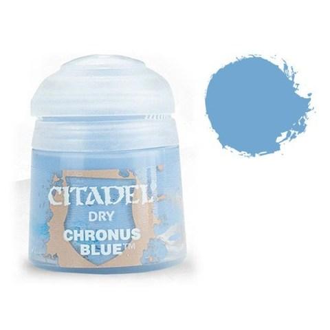 Краска Citadel Dry: Chronus Blue