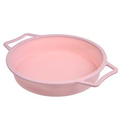 SATOSHI Форма для выпечки круглая с каркасом, силикон