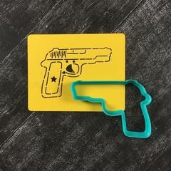 Пистолет №1