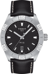 Мужские швейцарские наручные часы Tissot T101.610.16.051.00
