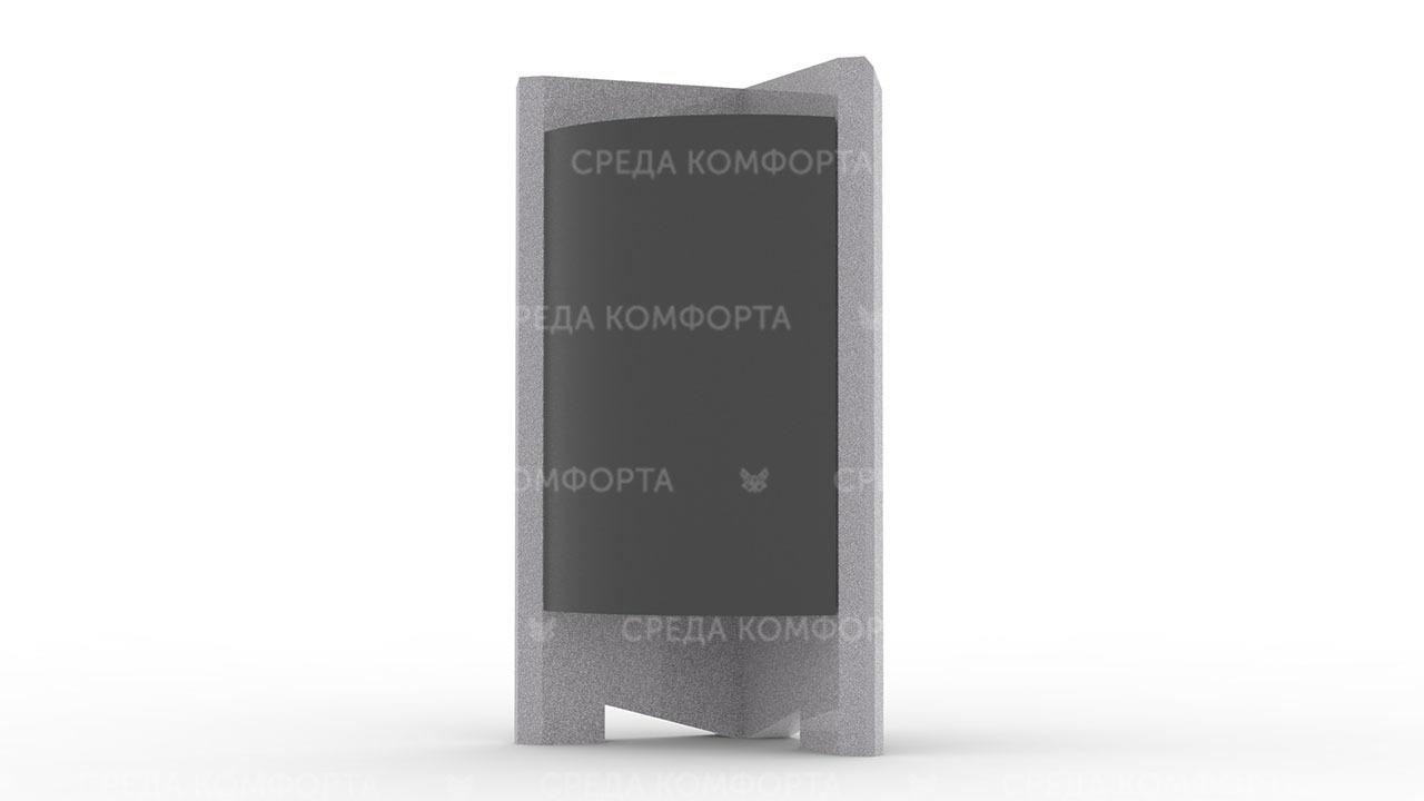 Урна бетонная URN0058