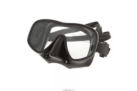Маска Marlin Frameless черная – 88003332291 изображение 3