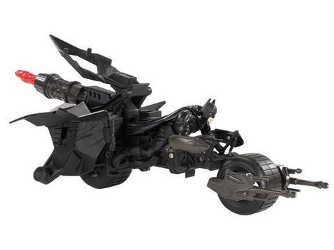 Dark Knight Rises Attack Armor Bat-Pod with Figure