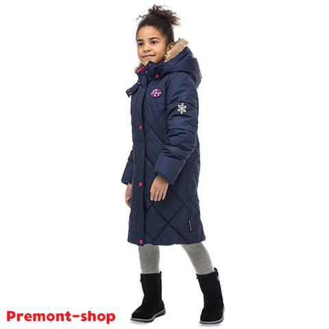 Зимнее пальто Premont Флоранс для девочки WP81402