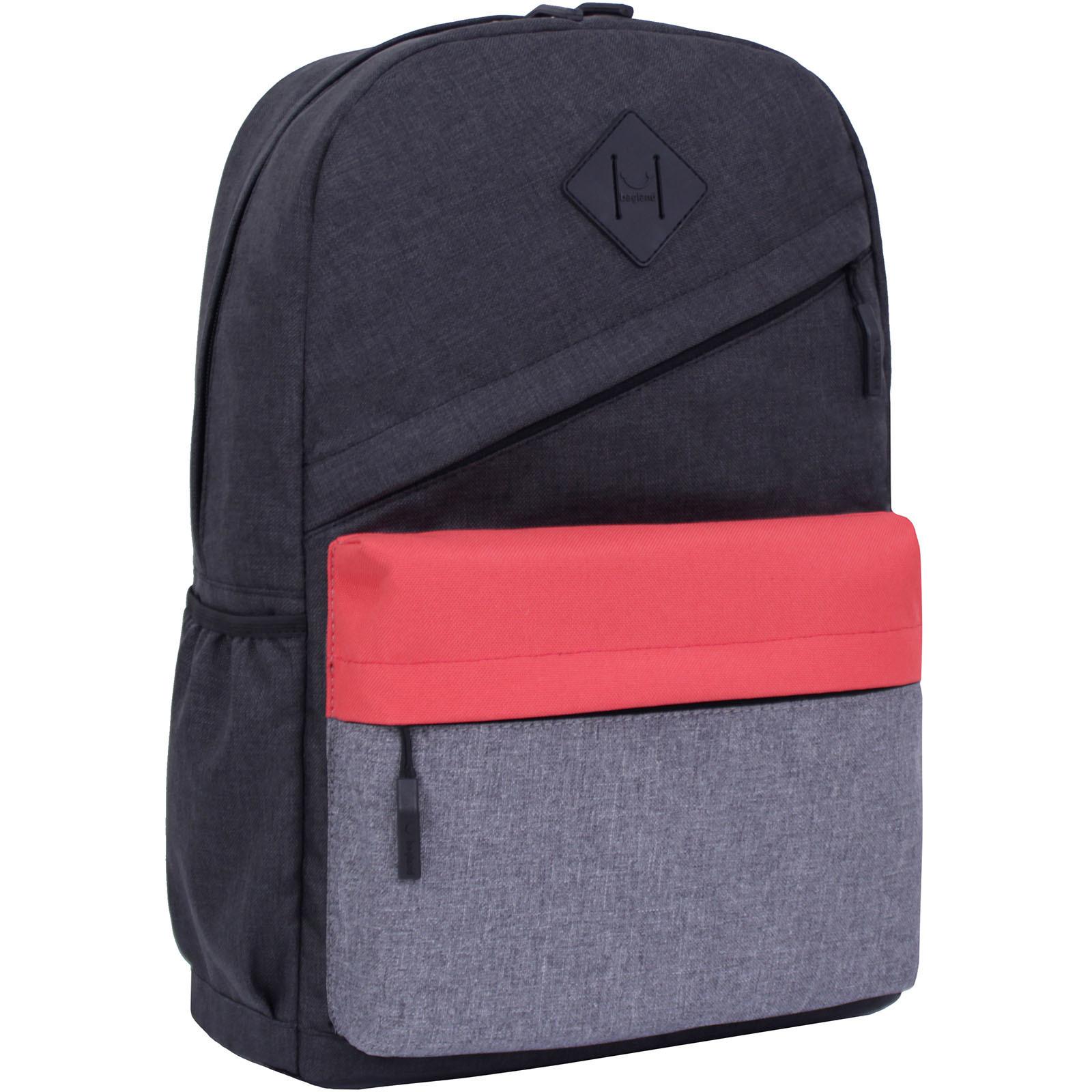 Городские рюкзаки Рюкзак Bagland Fire 19л. черный (0014469) IMG_2296.JPG