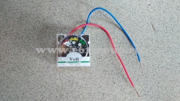 1 Вольтметр модель ВЭО-1 для электрических опрыскивателей Умница